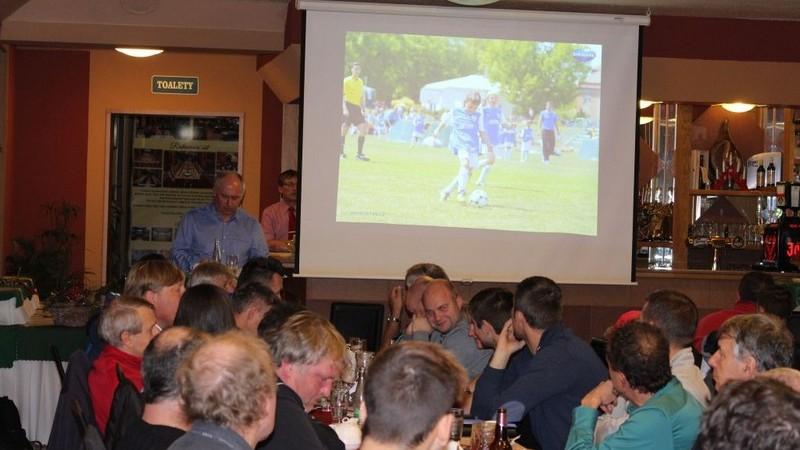 Setkání zaměstnanců FC MAS Táborsko