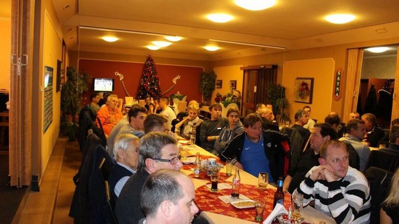 FC MAS Táborsko uspořádal setkání klubových pracovníků. Foto: FCT