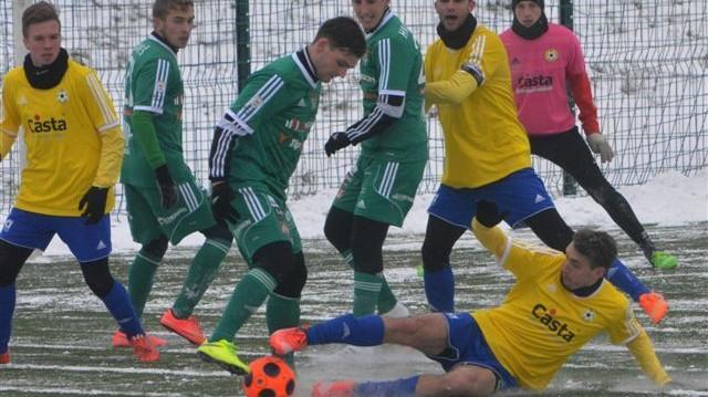 Písek sehraje v zimě devět přípravných zápasů. U Otavy se představí Teplice, Znojmo a Vlašim