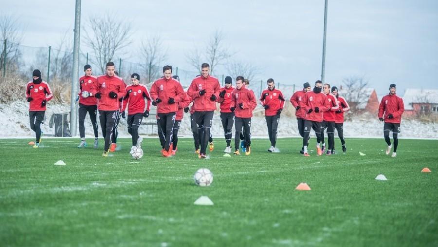 Dynamo zahájilo přípravu na jaro. Hlásili se tři novicové
