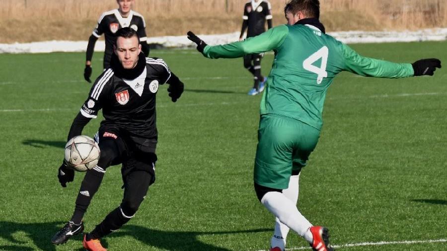 Dynamo v druhém přípravném zápase přehrálo Loko Vltavín