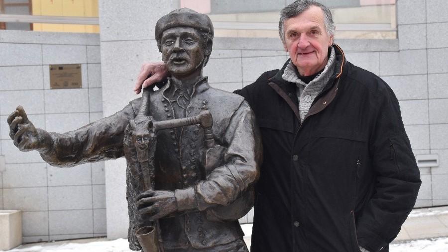 Jiří Stiegler slaví 75. narozeniny