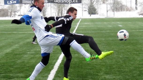 Dynamo vyhrálo v Jihlavě a předvedlo slušný výkon