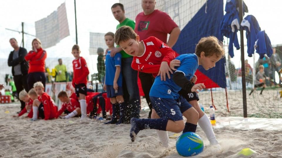 Druhý ročník E.ON Beach Junior Cupu byl rozlosován