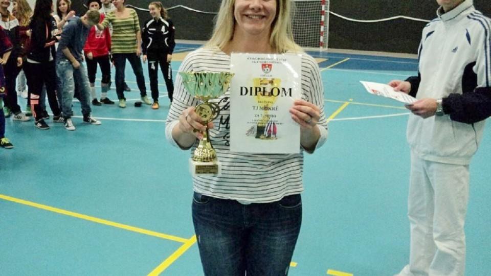 Soběslav byla dějištěm turnaje žen v sálovce. Triumf slavilo Mokré