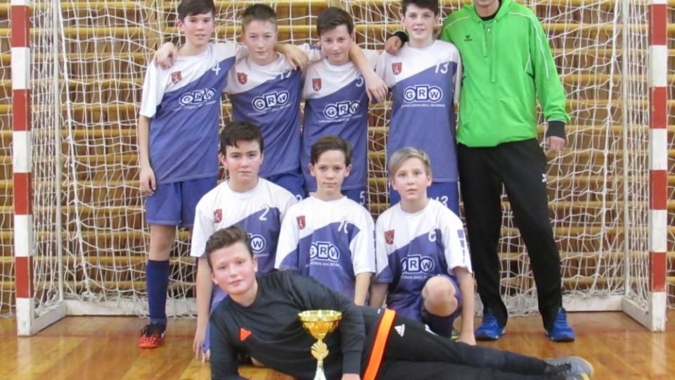 Vítězný pohár z Moucha Cupu si odvezly Prachatice