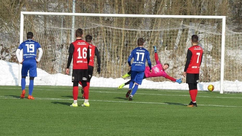 Z přípravy: Katovice si otevřely střelnici, vyhrály 14:1! Nová Včelnice odrovnala sedmi góly Planou