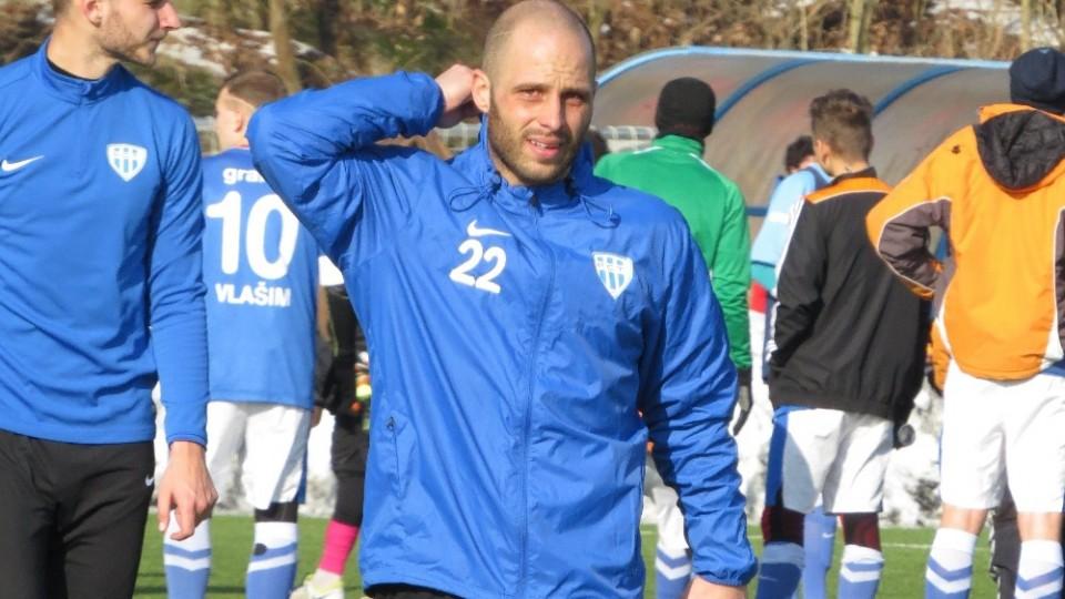 Táborsko neudrželo vedení a prohrálo s Vlašimí o gól
