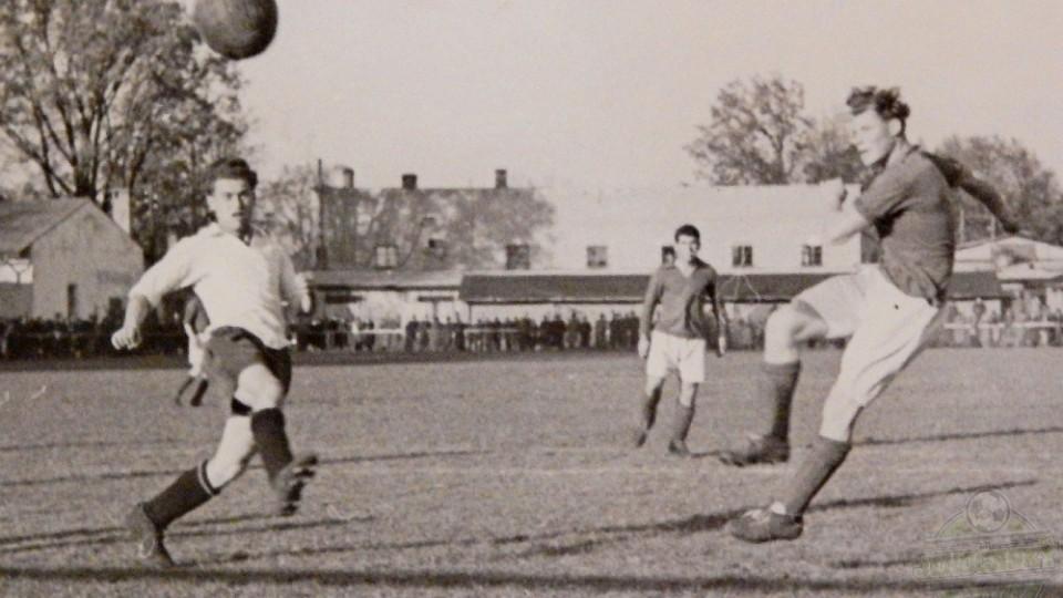 Když měly České Budějovice velká fotbalová derby