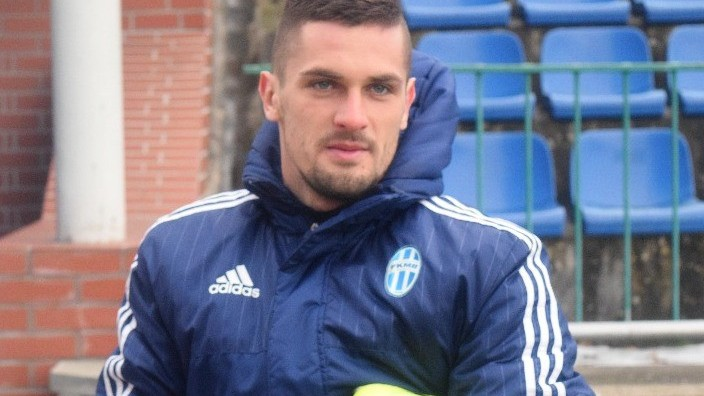 Bývalý hráč Táborska Miljan Vukadinovič sehrál v sestavě Bolky hodinu.