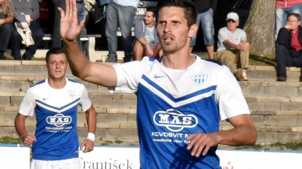 Petr Javorek: Pochválil bych se jedině za gól