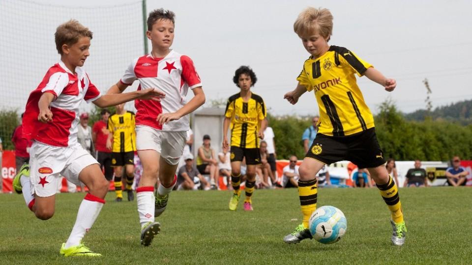 Začalo přihlašování na 13. ročník E.ON Junior Cupu