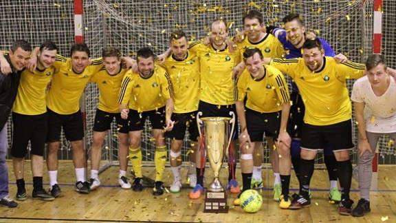 DG303 triumfovalo ve Vodňanské lize počtvrté v řadě
