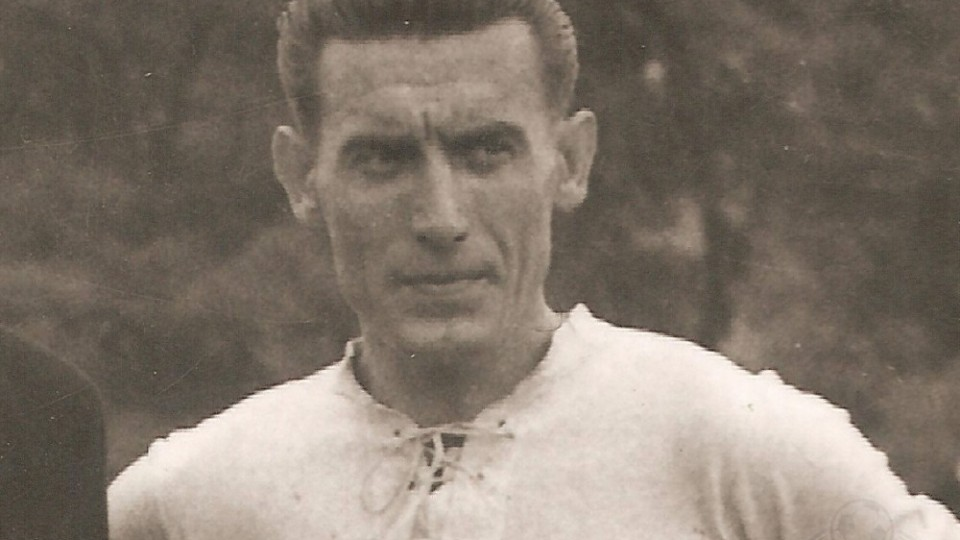 Legendární středopolař S.K. ČB a Meteoru František Házl by oslavil 107. narozeniny