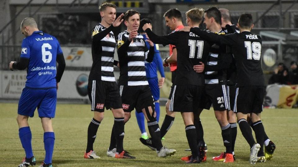 Dynamo v generálce porazilo Vlašim 3:1. Za týden přivítá Varnsdorf