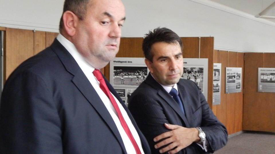 Jan Jílek: Věřím, že budeme v našem kraji pracovat koncepčně a společně pomáhat fotbalu