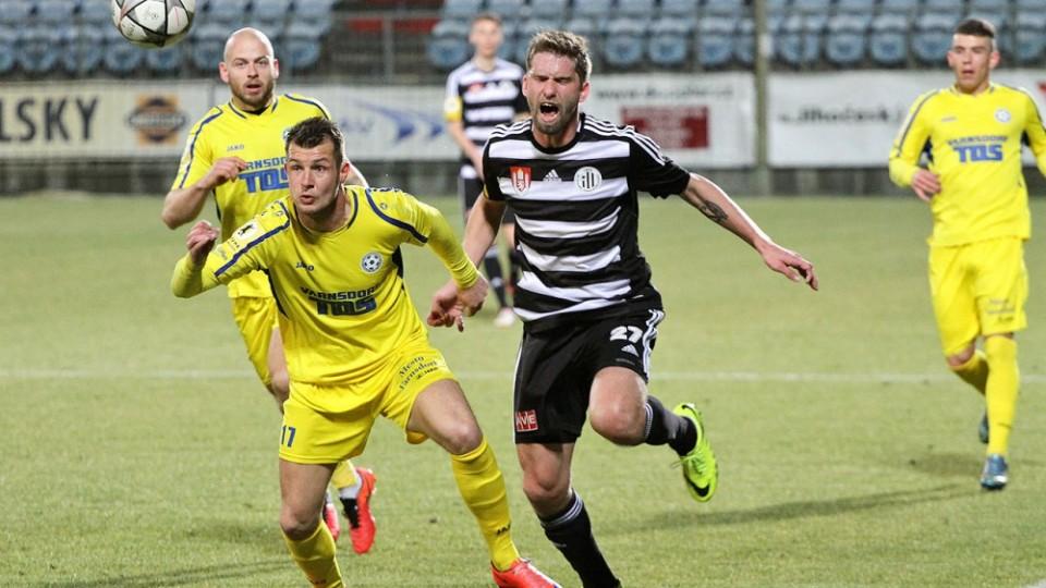 Pochmurný začátek fotbalového jara. Dynamo padlo doma s Varnsdorfem