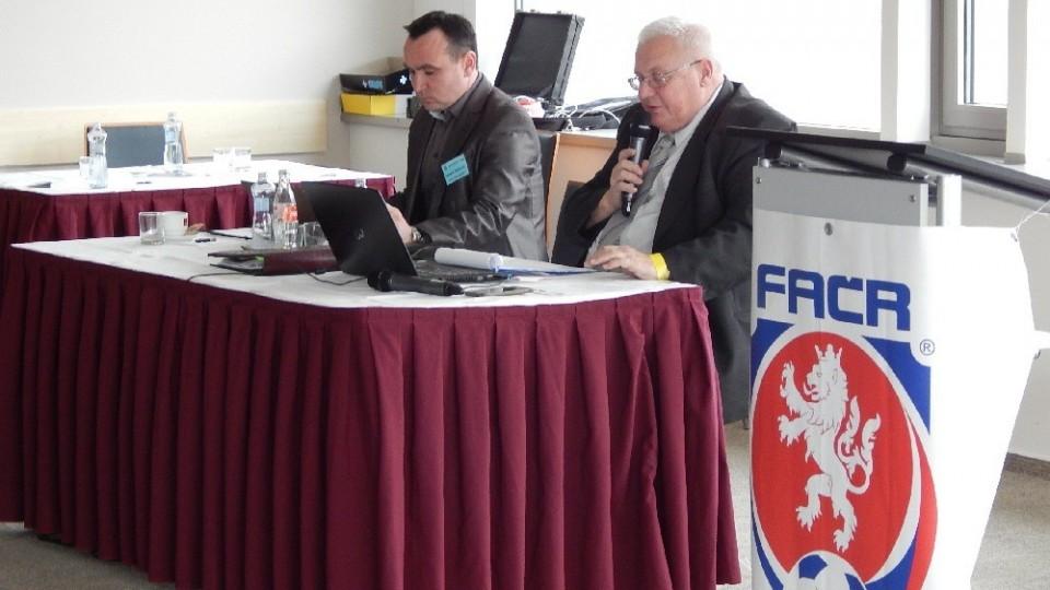 Vedením valné hromady byl pověřen sekretář KFS Vladimír Eibl, jemuž pomáhal Tomáš Maruška.