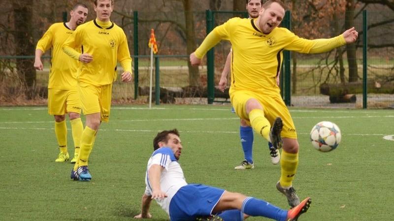 KP: Neděle přála domácím, Třeboň i Milevsko nadělovaly, Hluboká porazila 1:0 Želeč