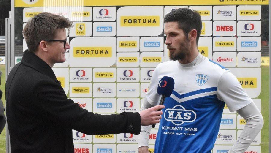 Petr Javorek v rozhovoru pro ČT sport.