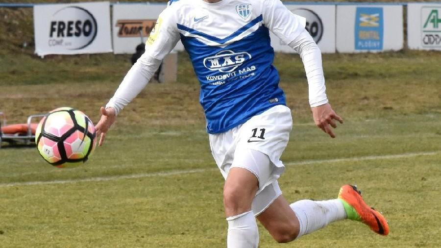 Daniel Souček z FC MAS Táborsko opět reprezentuje