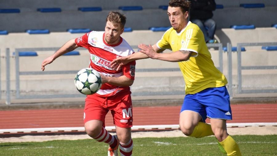 Hráči Písku v ČFL proti Štěchovicím předvedli, jak se dá ztratit vyhraný zápas