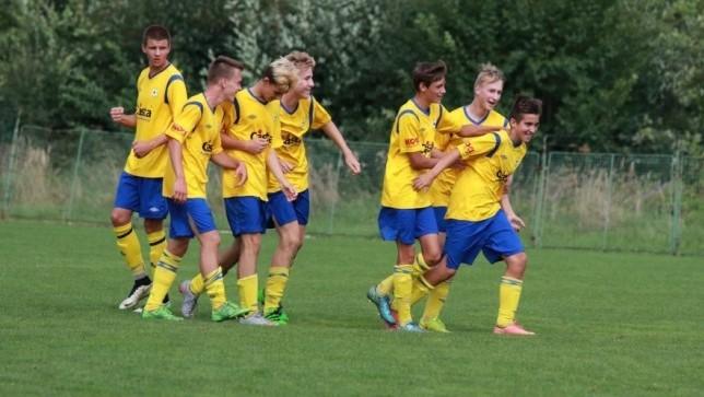 Víkendové výsledky mládeže FC Písek