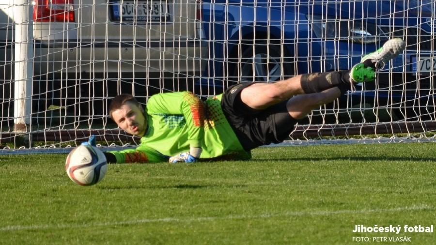 Hrdina Hejníček! Chytil penaltu a pohlídal vítězství Jankova