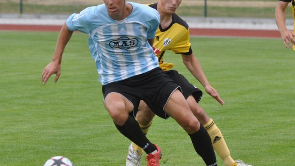 V dresu Spartaku Sezimovo Ústí v roce 2010 na turnaji v Soběslavi.