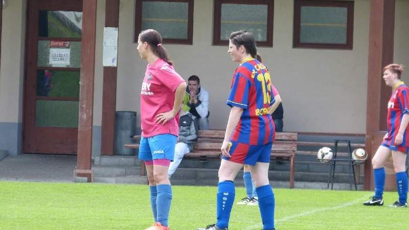 Fotbalistky Borovan zakončily sezonu domácí porážkou s Hrádkem