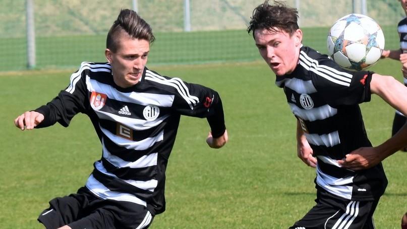 Sedmnáctka Dynama vyhrála nad Pardubicemi