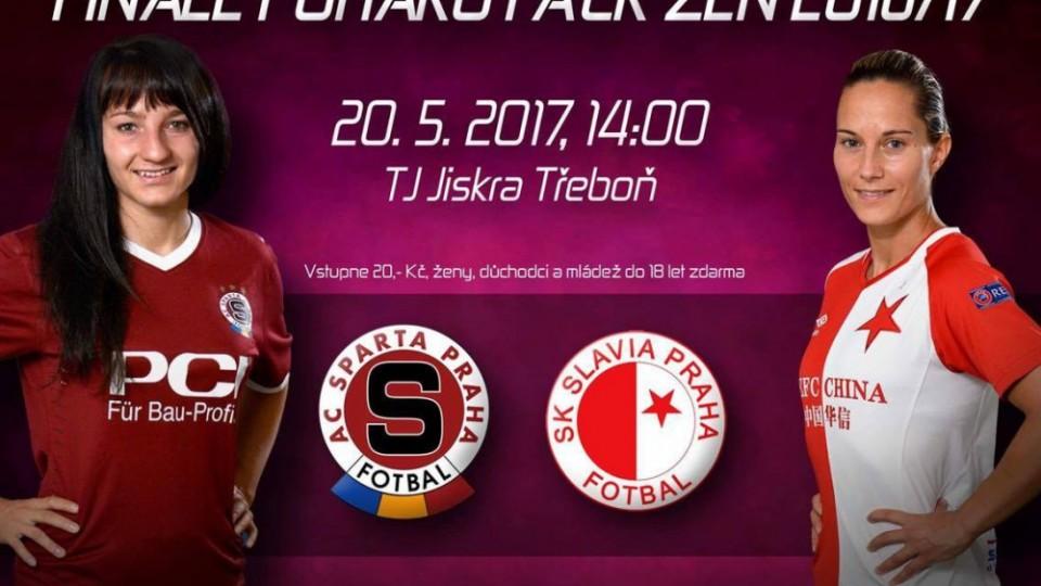 Dějištěm finále Českého poháru žen bude Třeboň