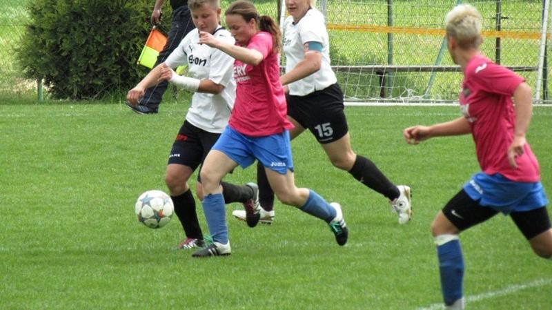 Fotbalistky Mokrého poprvé prohrály a nabírají síly na baráž o třetí ligu