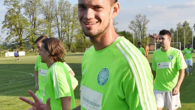 Martin Jirouš dosáhl na hattrick.