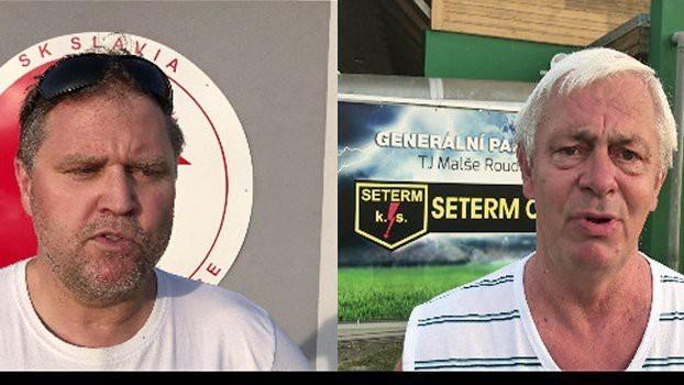 VIDEO: Trenéři Karel Kladenský a Petr Trefný hodnotí víkendové remízy