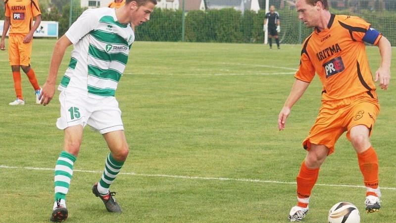 Po návratu z Jihlavy hrál sezonu divizi v Roudném.