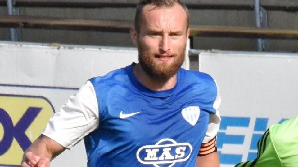 Klubová ikona Jan Chotovinský končí: Na Táborsko budu vzpomínat jen v dobrém