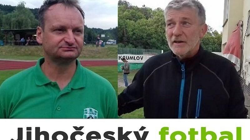 VIDEO: Trenéři Václav Domin a Ivo Čech hodnotí závěrečný duel sezony