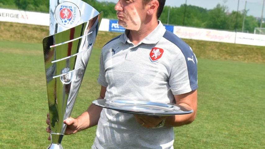 Tomáš Maruška k turnaji akademií: Úplně jsme odstranili cíl na výsledek