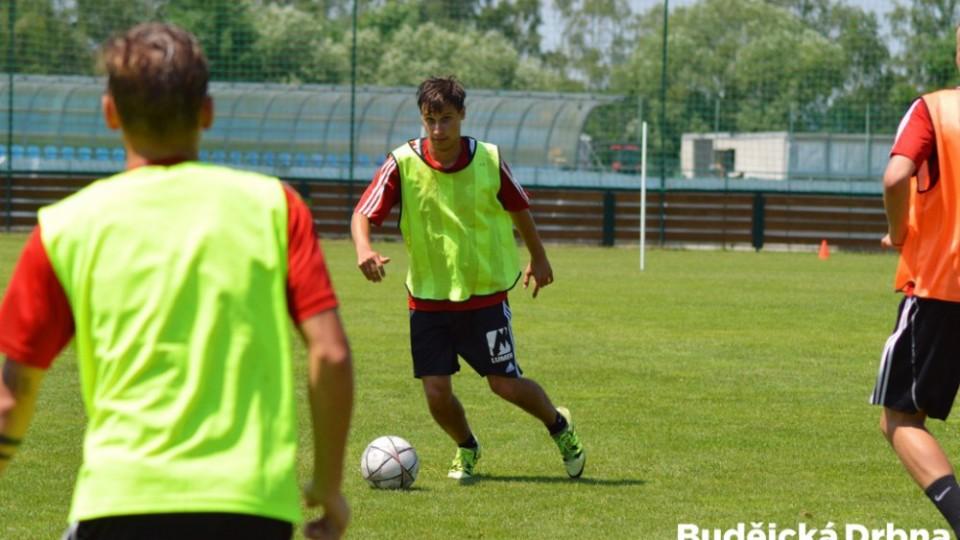 Martin Škoda nastupoval v juniorce už v minulé sezoně.