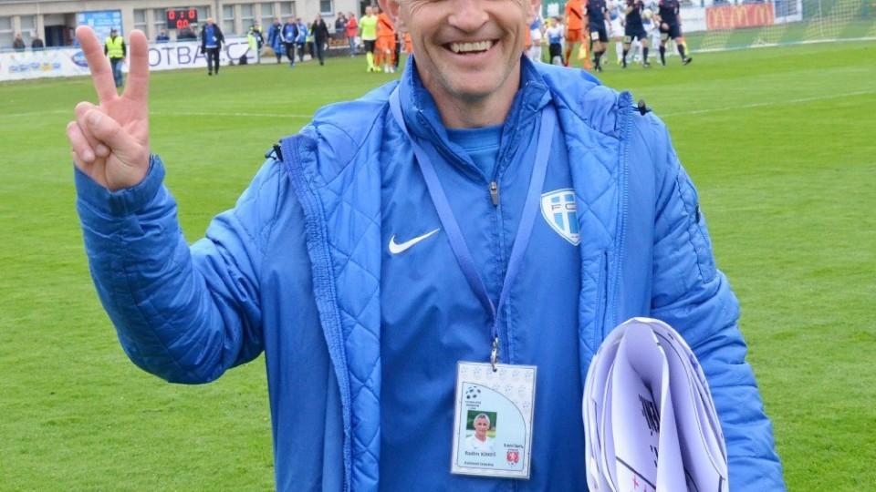 Čížovou povede ve třetí lize trenérský tandem Kokeš – Staroba