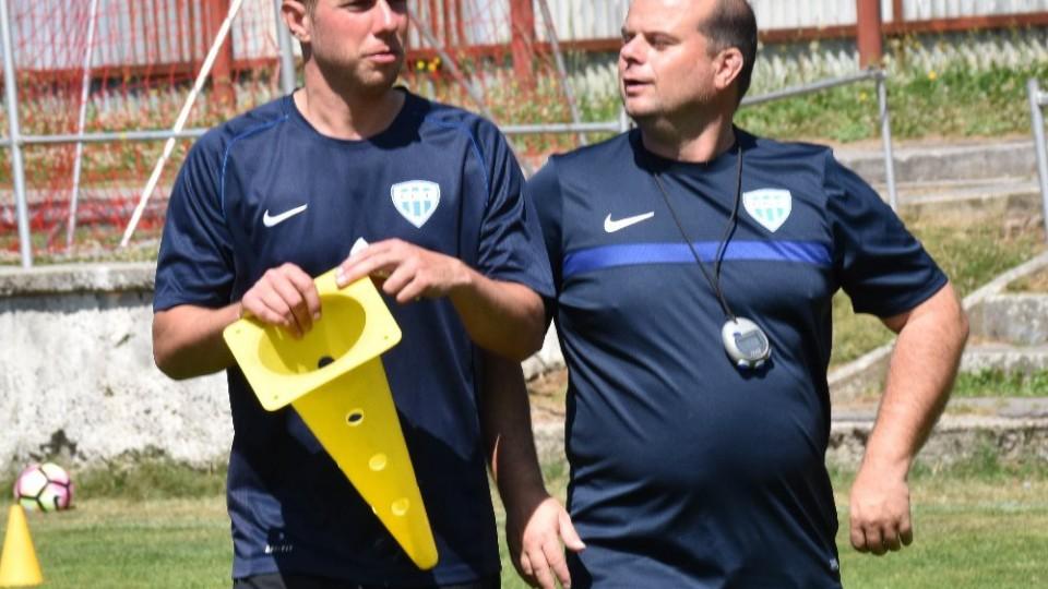 Nový asistent v Táborsku Zdeněk Koukal: S Romanem máme rádi útočný fotbal