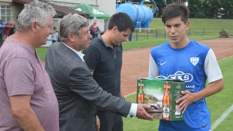 Táborští potřetí za sebou vyhráli turnaj v Milevsku.