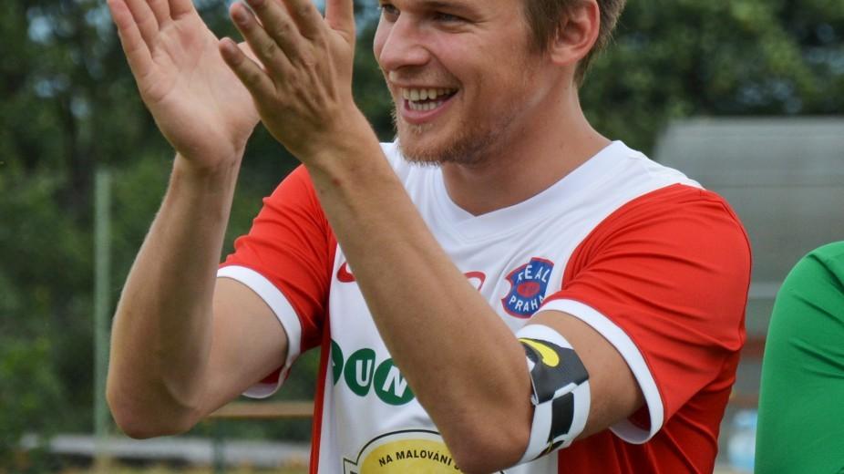 Vojtěch Dyk je od roku 2015 hráčem SK Vacov.