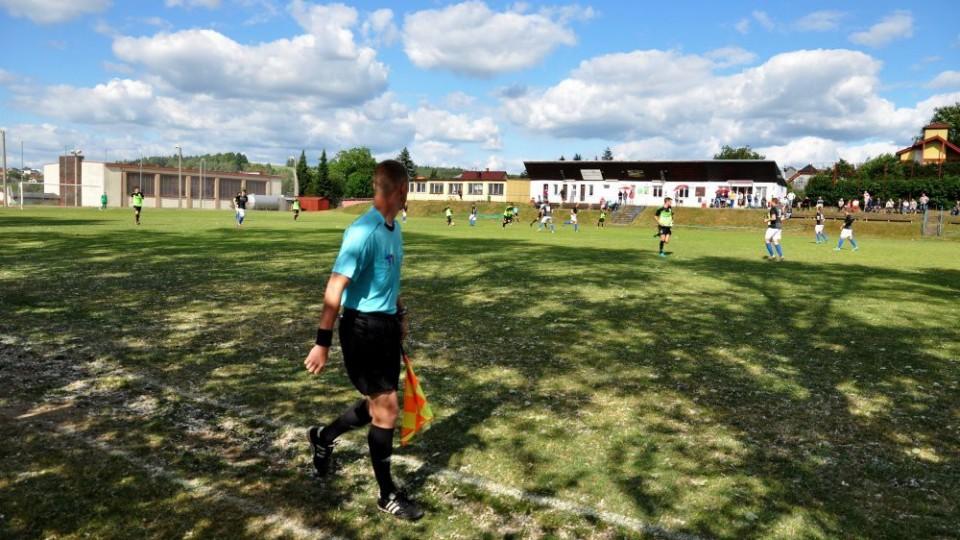Stíháním Pelty přišel SK Rudolfov o patnáctimilionovou dotaci!