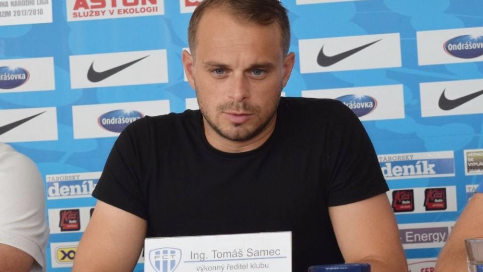 Výkonný ředitel Tomáš Samec seznámil novináře a fanoušky s řadou novinek.