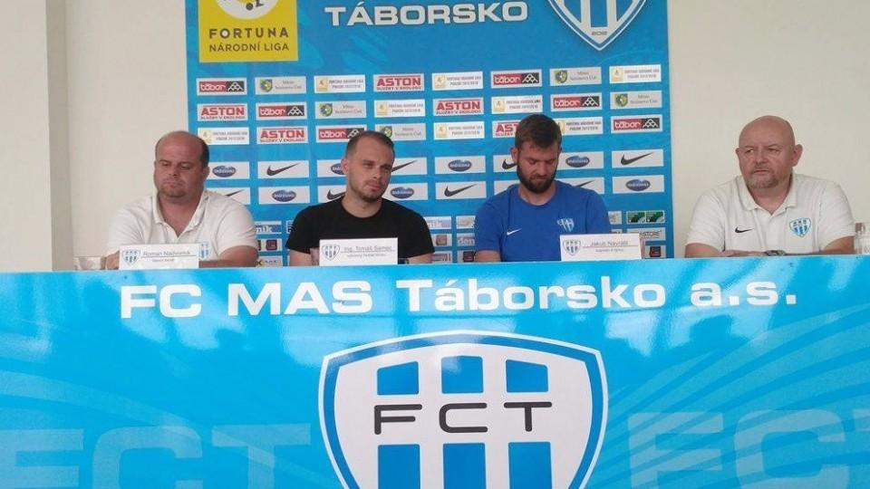 Nová sezona Táborska: Tým plný mladíků, zeštíhlený rozpočet, ale nový stadion