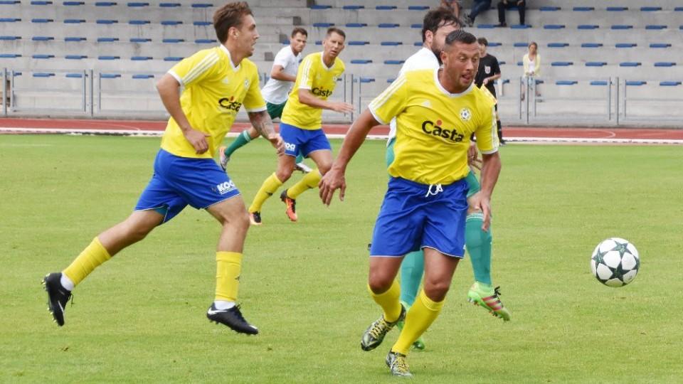 Nové posily FC Písek se poprvé představí ve Zbuzanech