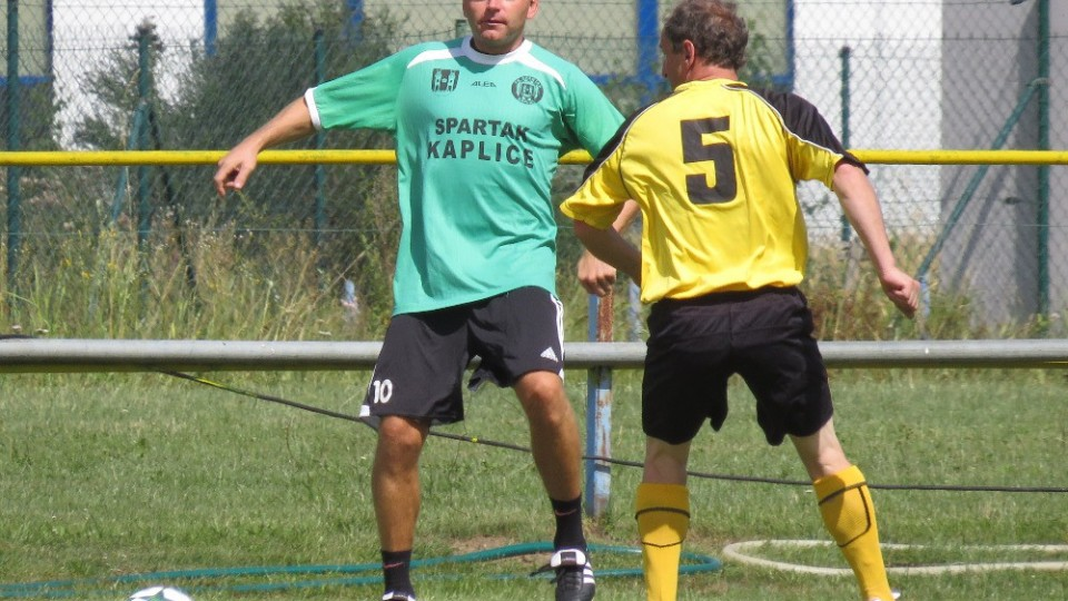 Petr Janura obstaral dva góly Spartaku. Foto: Libor Granec