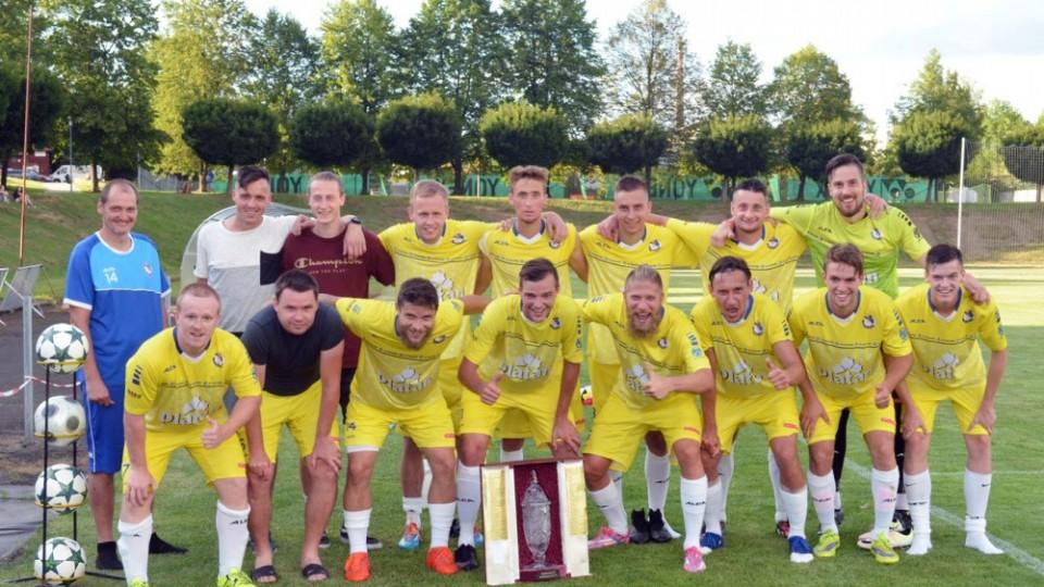 FOTO: Z Týna si odvezl vítězný pohár Protivín